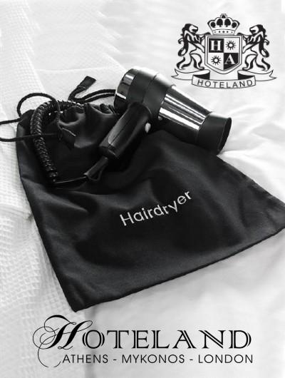 Hair Dryer Bags