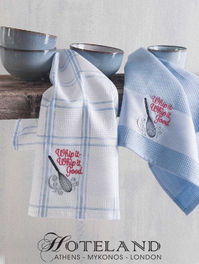 Πετσέτες Κουζίνας/Ποτηρόπανα