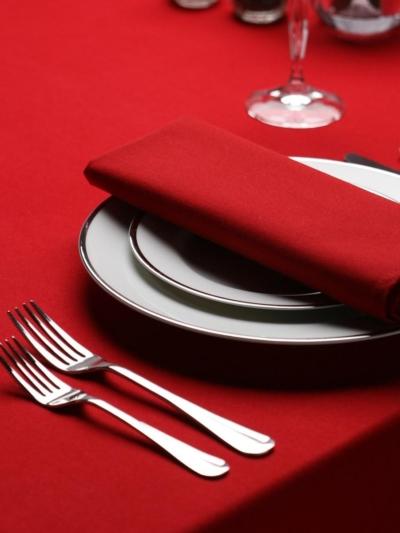 Restaurant Σειρα Σατεν Μονοχρωμο