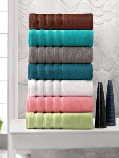 Πετσέτες Ξενοδοχειου Χρωματιστές