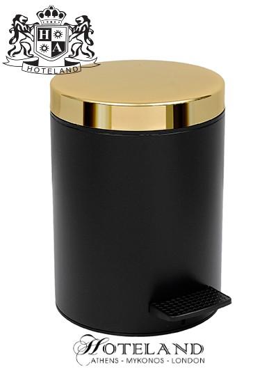 Black Matte/Gold Αξεσουάρ